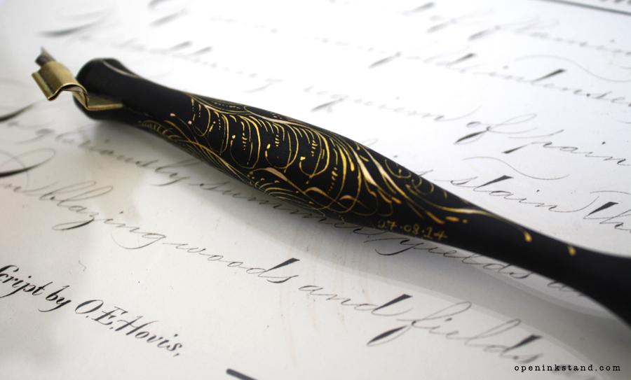 Painted Pens Unique Oblique
